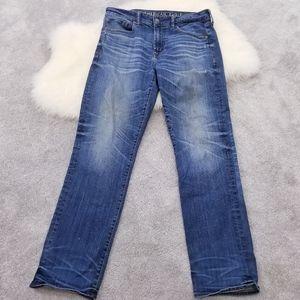 AE Next Level Flex Original Straight Jeans